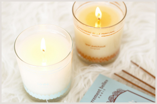 Discover the opinion of Artlex about Carrement Belle scented candles