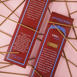 Traditional oriental incense for home