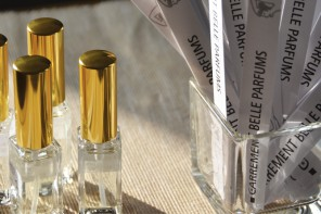 Discover the job of nose perfumer