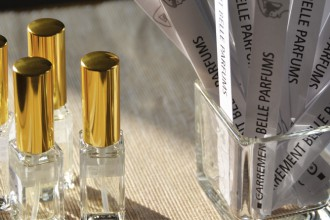 Discover the job of nose perfumer.