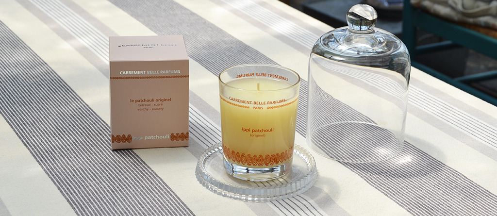 Carrement Belle scented candle ippi patchouli in Cheap and Class Christmas' wishlist.