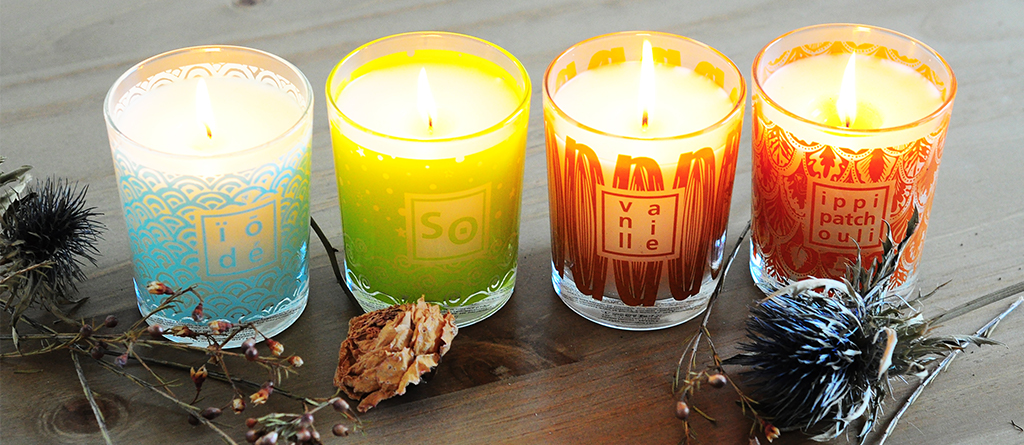Our advices to take care of your scented candle and make it last longer.