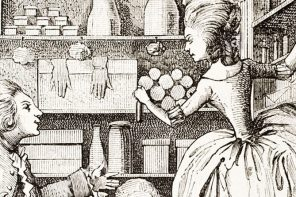 They have perfume under their skin: discover the history of glovers-perfumers.