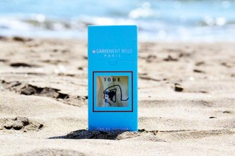 iodé is the most marine of our perfumes thanks to its chypre and woody notes