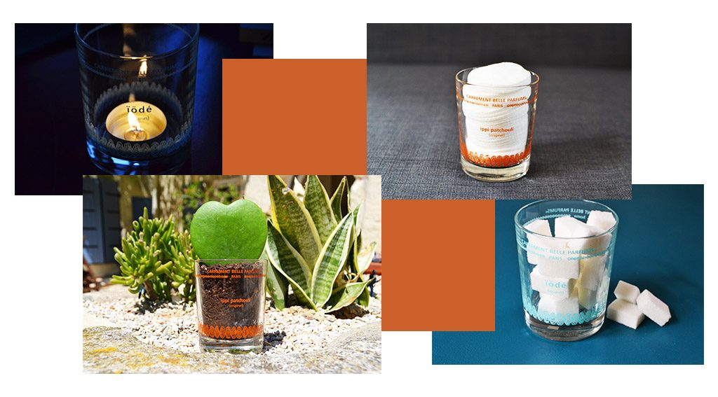 Our ideas to give a second life to your candle