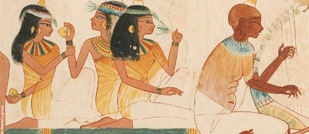 Learn more about the history of perfume and its first origins