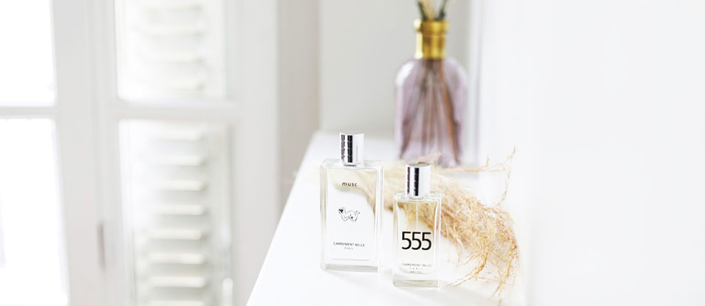 555 and musc win Pauline's nose who could smell all our fragrances with the discovery set during an olfactory break