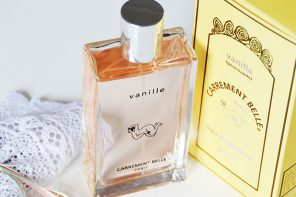 A gourmand perfume for Greta