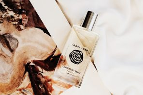 Label rose, parfum d'optimisme pour Maria
