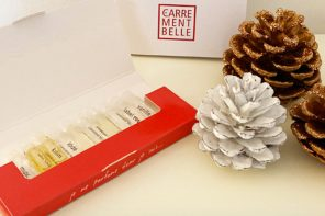 The discovery set, a gift idea to slip under the Christmas tree according to Manuela from the poulette blog