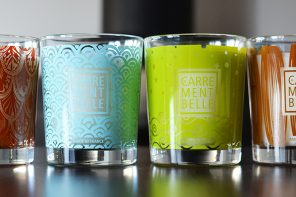 Scented candles: creation behind the scenes