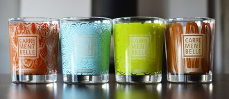 The new scented candles: secrets and behind the scenes of our latest project