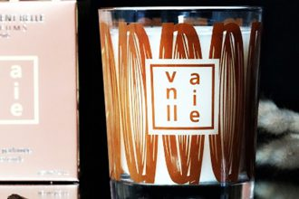 Our scented candle vanille will delight all gourmands, starting with Angélina from the blog Ambiance et Fragrance.