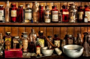 The scented remedies