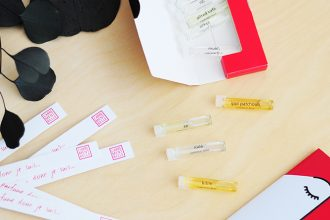 Isalès from the blog les jolies quinquas shares her perfumed discovery of Carrément Belle fragrances