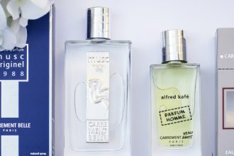 Perfumes for him and her that convinced Anne of the blog absolutely woman but also her husband
