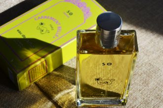 The sensual fragrance so with amber and spicy notes made the blogger Modange fall in love with it.