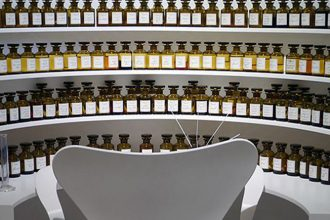 the osmotheque is an unusual place that preserves the formulas of lost or forgotten fragrances