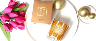 the scented candle vanille melted Stéphanie's heart with its gourmand scent