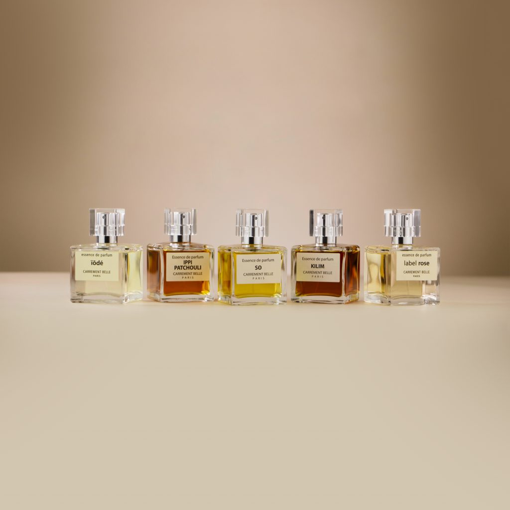 the pure perfumes