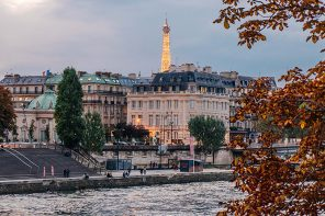 The olfactory love story between Paris and Perfume