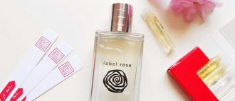 label rose conquered the nose of Camille, from the blog Jolie Makeup