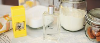 the childhood perfume of vanille envelops Alice in a sweet regressive and gourmand fragrance