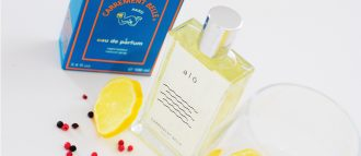 alõ made Lilie fall in love with its fresh and aromatic perfume, which she shares with her husband
