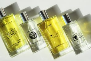 Inspired ideas #3 : change your perfume as you like!