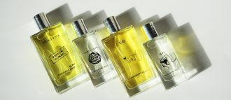 Changing your perfume according to your desires is also a way to build up a real perfume collection