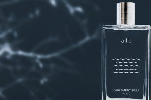 Cyrielle and alõ: a new perfumed love story